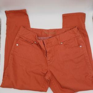 American Rag Zippered  Ankle Skinny Jean S…